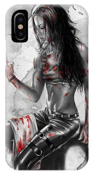 X23 IPhone Case