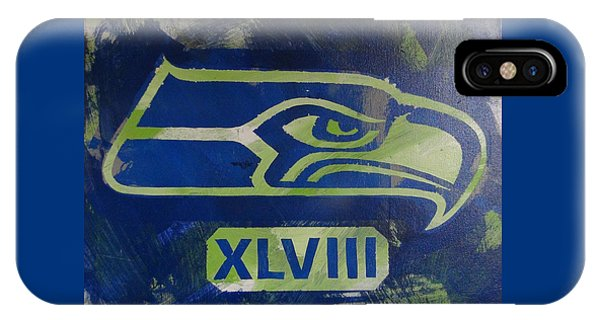 Xlviii IPhone Case