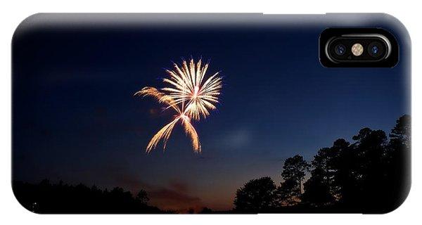 Xo Firework IPhone Case
