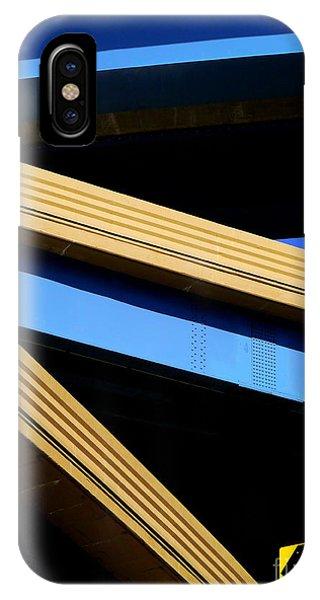 Kandinsky's Lines IPhone Case