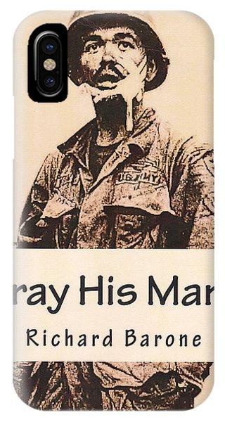 Xray His Mark IPhone Case