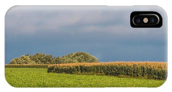 Farmer's Field IPhone Case