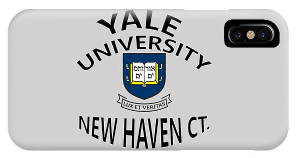 Yale University New Haven Connecticut  IPhone Case