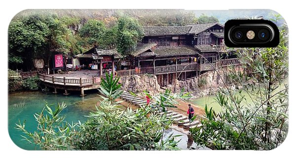 Yangtze Village IPhone Case