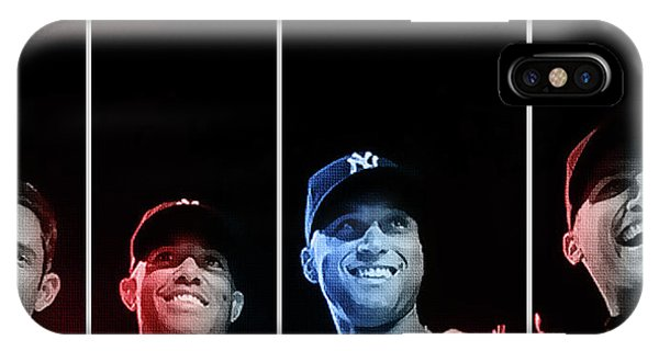 Yankee Core Four By Gbs IPhone Case