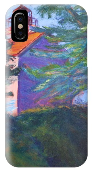 Yaquina Bay Lighthouse  IPhone Case