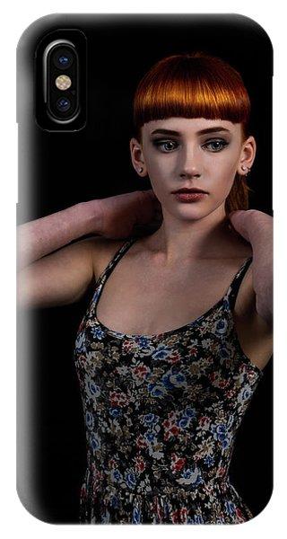 Yasmin Arms Raised IPhone Case