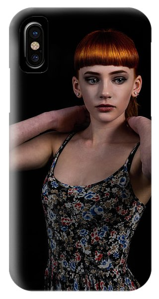 Yasmin Arms Raised IPhone Case
