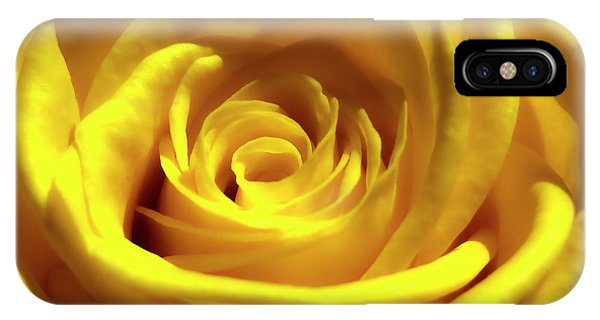 Yellow Dream 2 IPhone Case