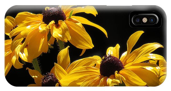 Yellow Flower 2 IPhone Case