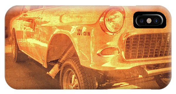 Yellow Gasser IPhone Case