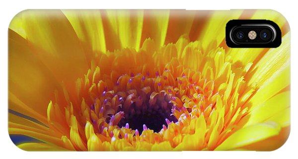 Yellow Joy And Inspiration IPhone Case