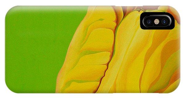 Yellow Somebuddy IPhone Case