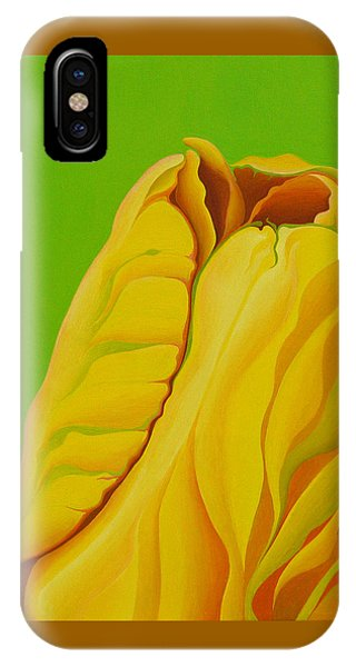 Yellow Somebuddy IPhone Case