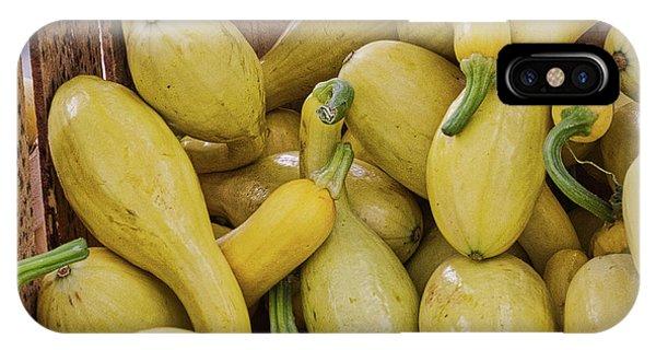 Yellow Squash IPhone Case