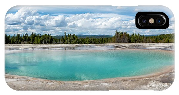 IPhone Case featuring the photograph Yellowstone Colors #11 by Scott Read