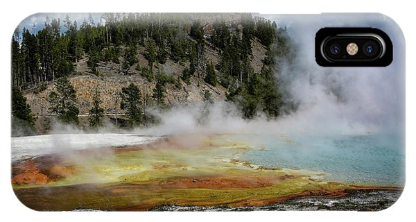 IPhone Case featuring the photograph Yellowstone Colors #13 by Scott Read