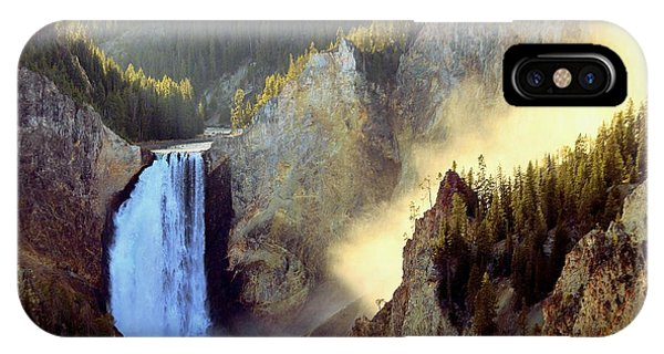 Yellowstone IPhone Case