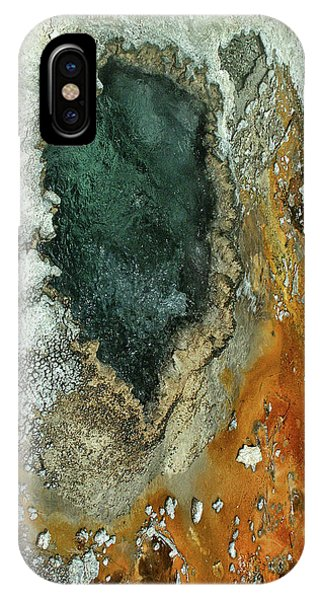 Yellowstone Landscape IPhone Case