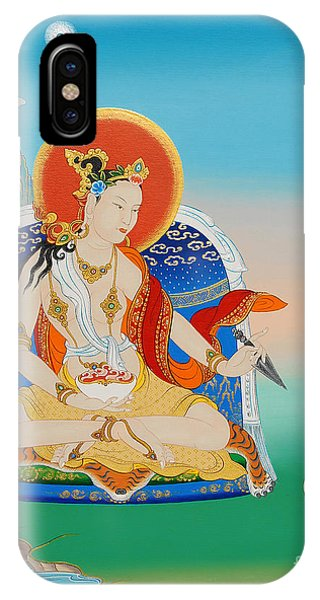 Yeshe Tsogyal IPhone Case