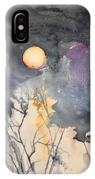 Yin Time IPhone Case