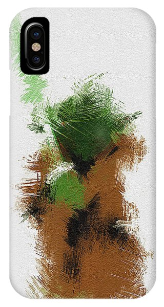 Different iPhone Case - Yoda by Miranda Sether