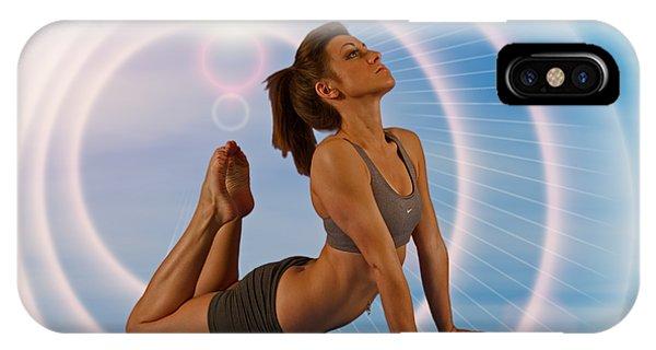 Yoga Girl 1209206 IPhone Case