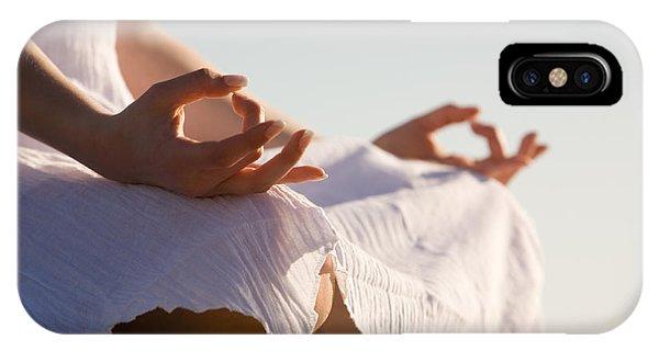 Yoga IPhone Case