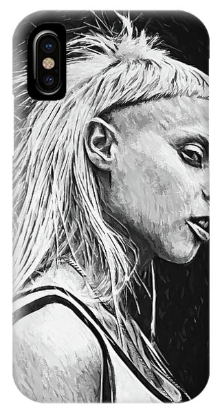 Yolandi Visser IPhone Case