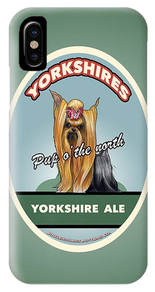 Yorkshire Ale IPhone Case