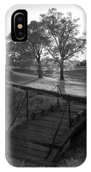 Yorktown - Battlefield Foot Bridge IPhone Case