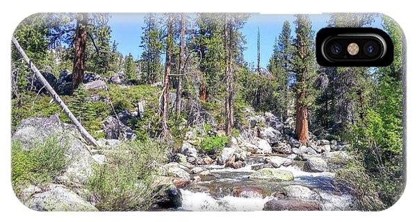 Yosemite 1 IPhone Case