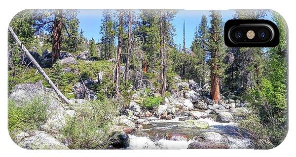 Yosemite Rough Ride IPhone Case