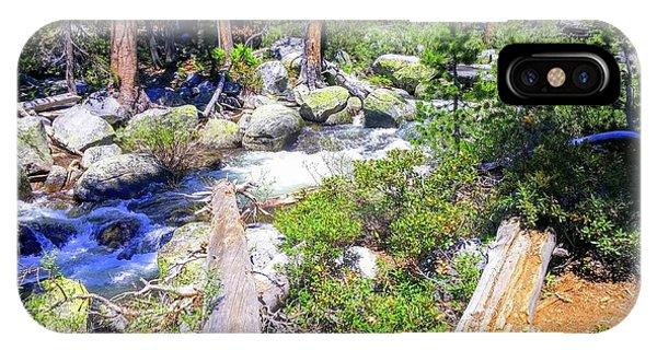 Yosemite 4 IPhone Case