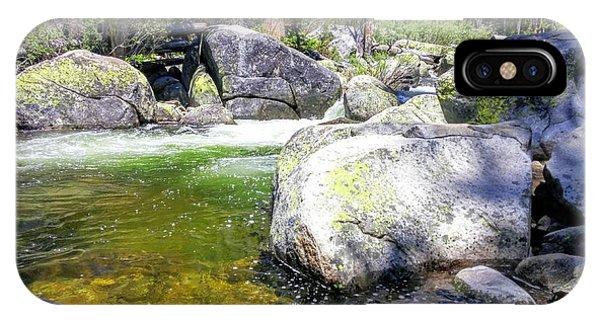 Yosemite 5 IPhone Case