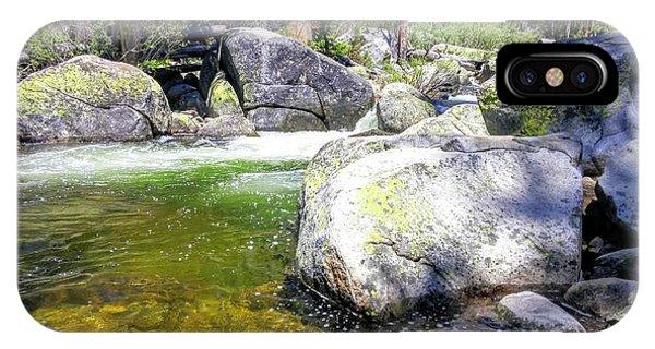 Yosemite Alive IPhone Case