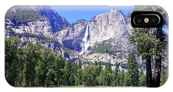 Yosemite 7 IPhone Case