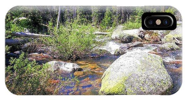 Yosemite Hidden Stream IPhone Case