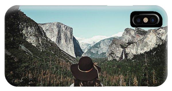 Yosemite Awe IPhone Case
