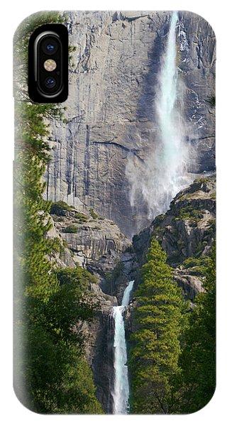 Yosemite Falls IPhone Case