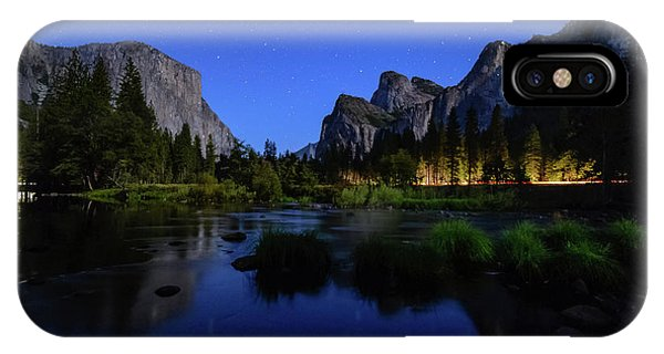 Yosemite Nights IPhone Case