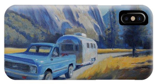 Yosemite Splendor IPhone Case