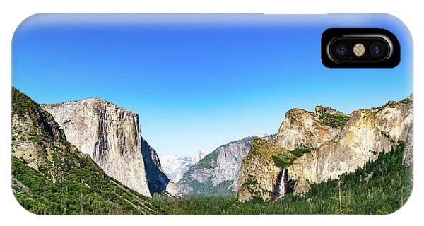 Yosemite Valley- IPhone Case