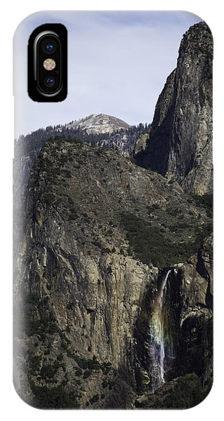 Yosemite Valley Rainbow IPhone Case