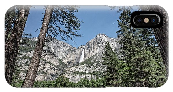 Yosemite View 13 IPhone Case
