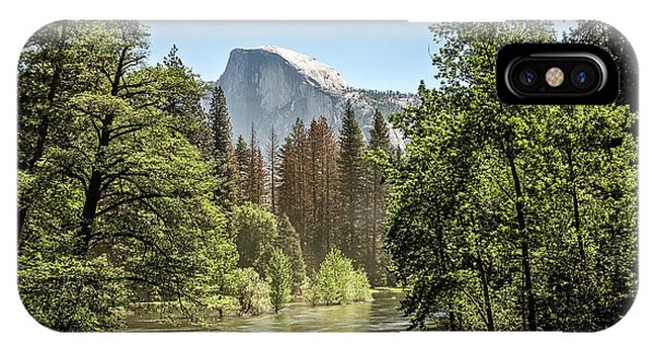 One Valley View IPhone Case