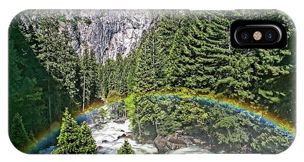 Yosemite View 29 IPhone Case