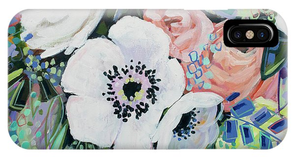 Poppies iPhone Case - You Had Me At Hello by Kristin Whitney