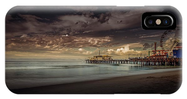 Enchanted Pier IPhone Case