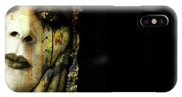Film iPhone Case - You Never Got To Hear Those Violins by Paul Lovering